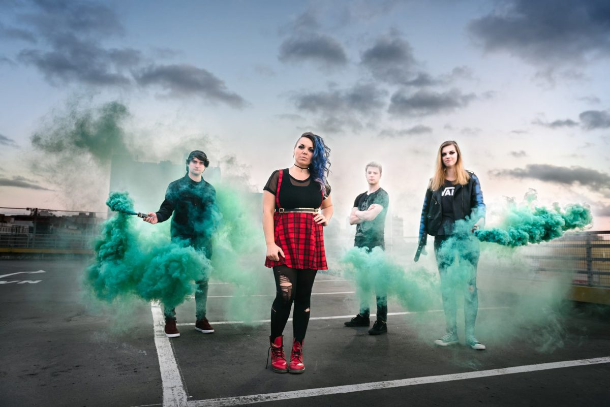An Introduction to Amongst Wolves... - Amongst Wolves to Release Rabbit Hole Single March 25th - Amongst Wolves Announce Departure of Front Woman