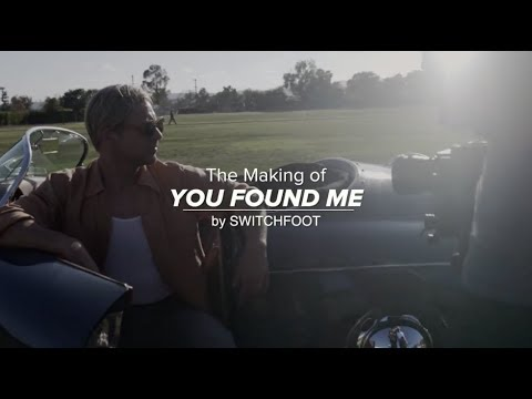 Switchfoot Take You Behind The Scenes of You Found Me Video Shoot