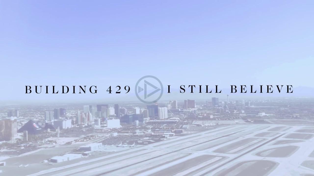 Audio: Building 429 - I Still Believe