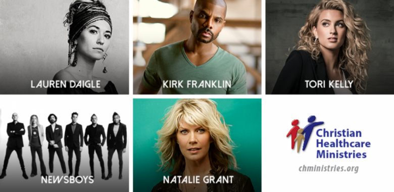 Lauren Daigle, Tori Kelly, Kirk Franklin and more set to perform at GMA Dove Awards, Oct. 16