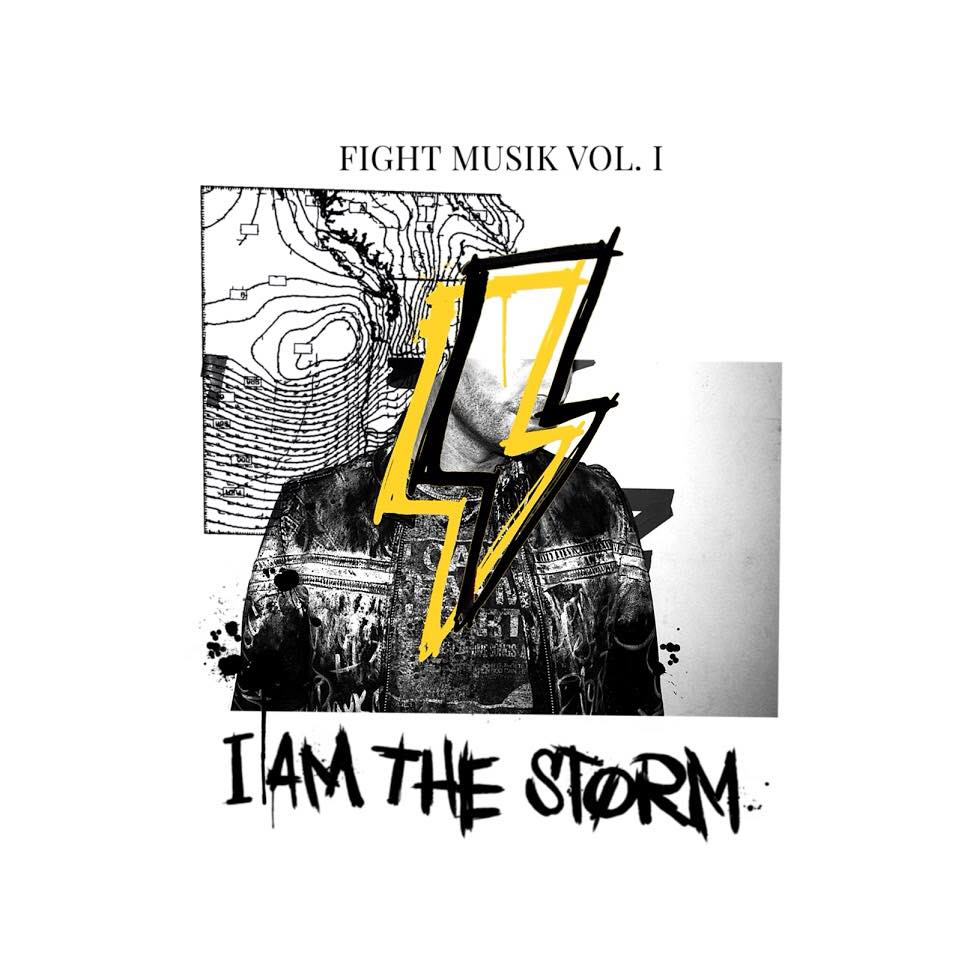 Thousand Foot Krutch Frontman Trevor McNevan Launches I Am The Storm; FIGHT MUSIK VOL. 1 Out Friday - I Am The Storm Rallies The Troops With FIGHT MUSIK VOL. 1