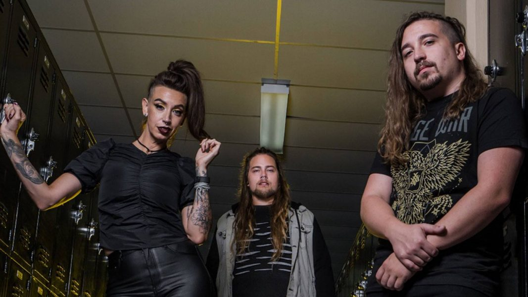SILVERSYDE Sign With Rockfest Records - Take 10: Laura Rentz of SILVERSYDE