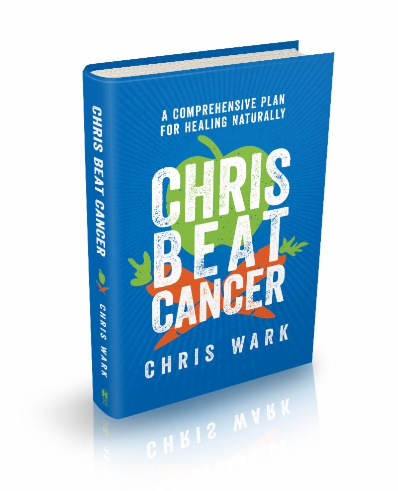 Cancer Survivor Chris Wark's Amazon Best Selling Debut Book, 'Chris Beat Cancer,' Impacts Retail