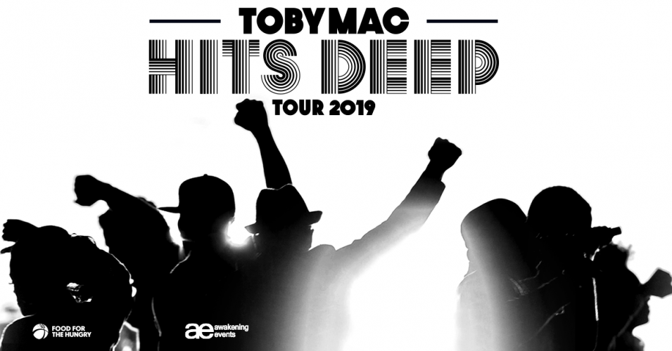 """TobyMac's Popular """"HITS DEEP Tour"""" To Hit 34 Arenas With 2019 Return"""