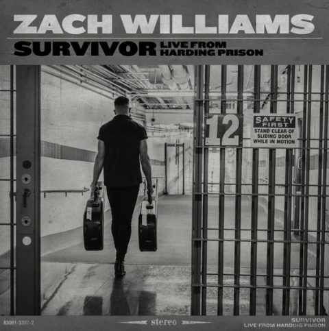 Zach Williams Releases Special EP Today -- SURVIVOR: LIVE FROM HARDING PRISON