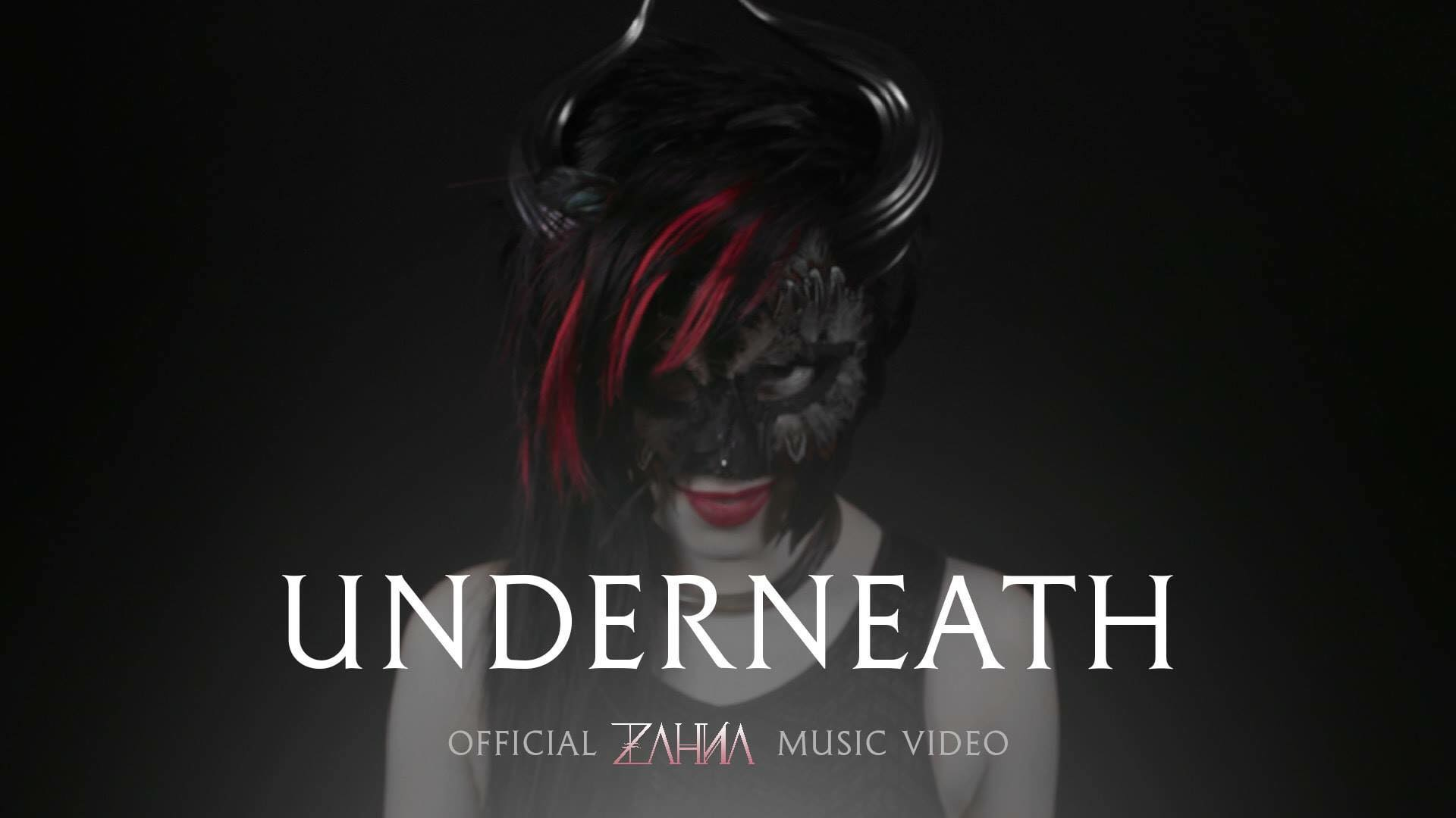 Brand New Music Video From Zahna For Her Song Underneath
