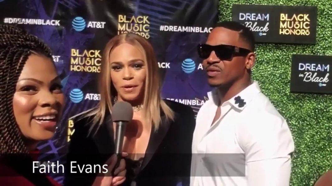 Gospel Music Tribute to BeBe & CeCe Winans @ Black Music Honors Part 2