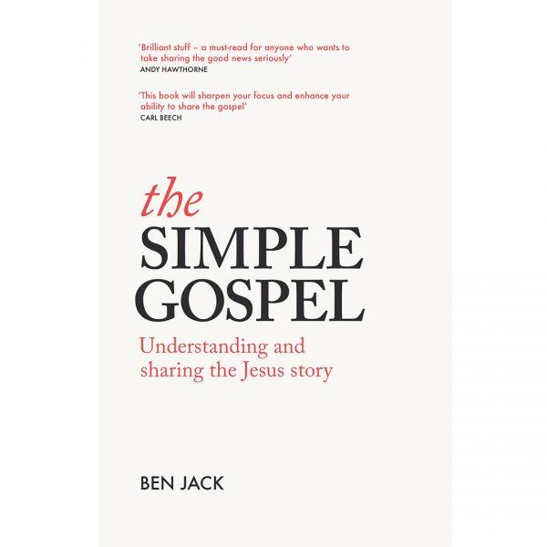 Galactus Jack Releases The Simple Gospel Book