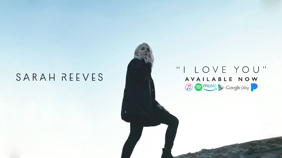 Sarah Reeves Releases Video for I Love You single feat. Kirk Franklin