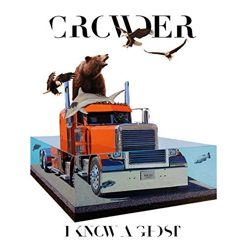 crowder ghost Crowder talks about his spooky new album I Know A Ghost