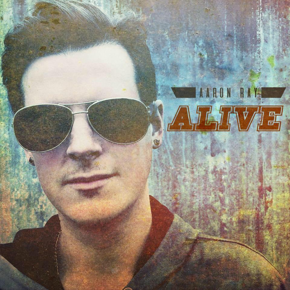 Audio: Aaron Ray releases new single Alive