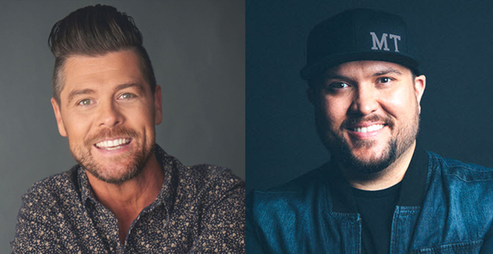 COME AS YOU ARE tour features Jason Crabb and Micah Tyler