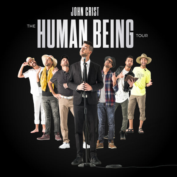 John Crist Announces New Human Being Tour Dates for Spring 2019