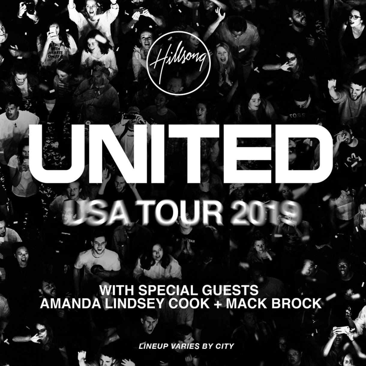 Hillsong UNITED Returns to the USA for Highly Anticipated Tour in 2019