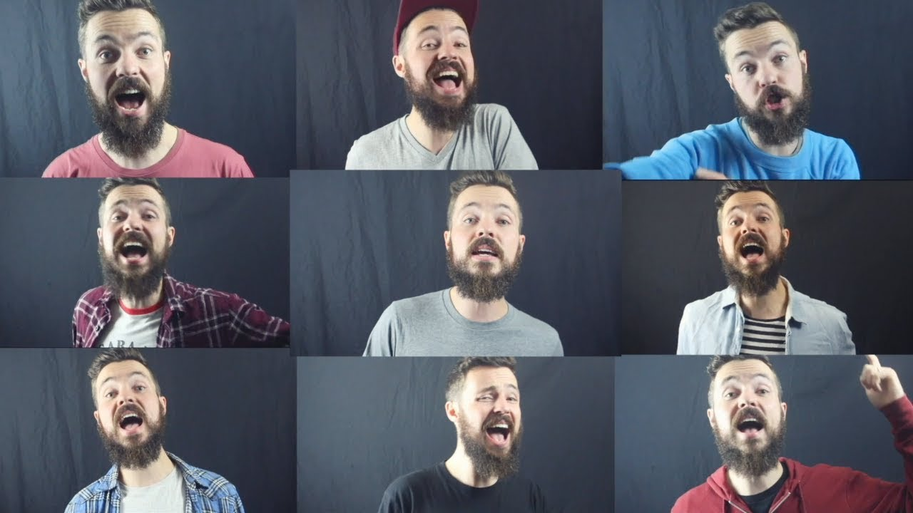 Video: Tom McConnell releases A Cappella cover of R. Kelly's I Believe I Can Fly