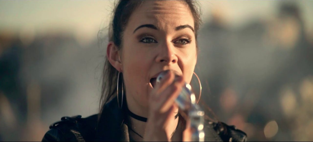 Adelaide Premieres Rocking Strong + Brave Music Video