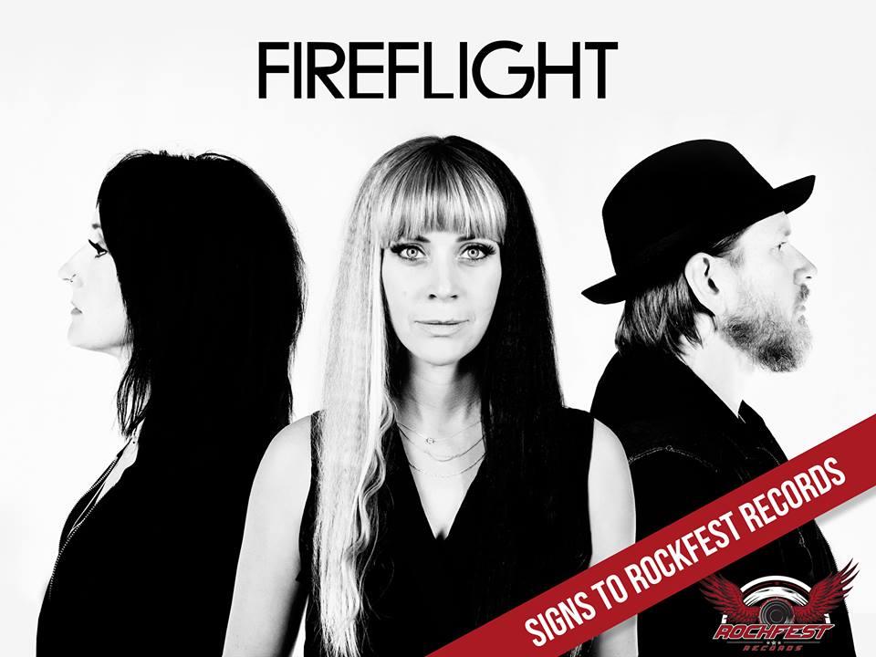 Fireflight Join Rockfest Records Family