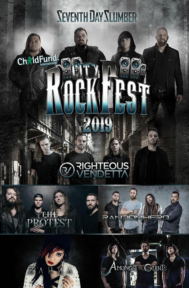 City Rockfest Tour Kicks Off in Illinois Later This Month