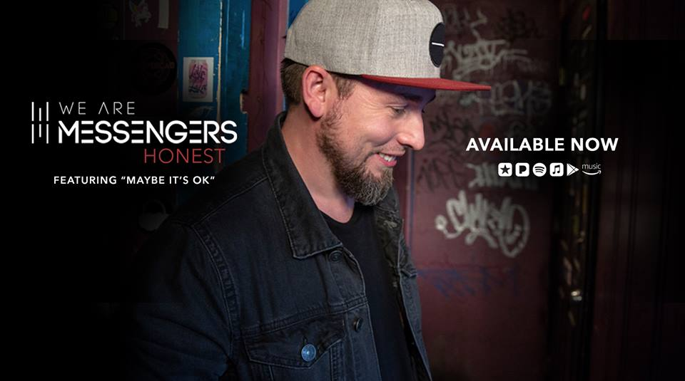 We Are Messengers Deliver Honest EP Today