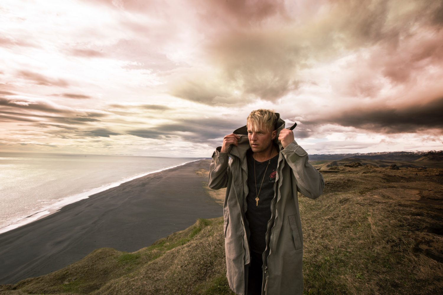 Want a Stunning Music Video? Go To Iceland!