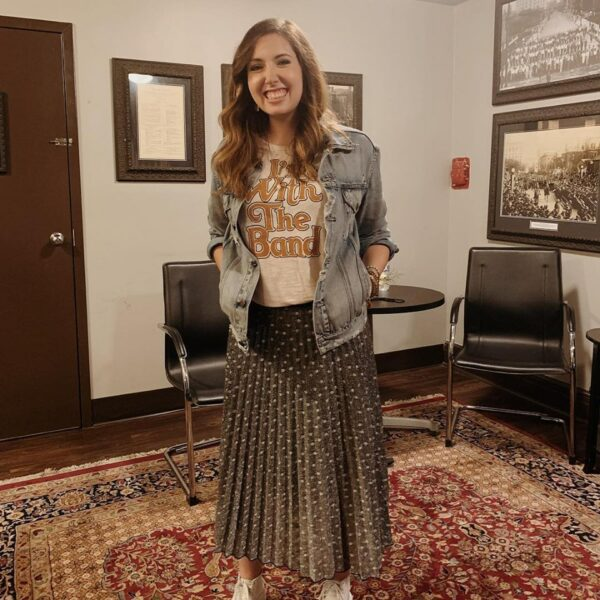 Francesca Battistelli Takes A Stand For Life In NYC After An Eventful Week In Nashville