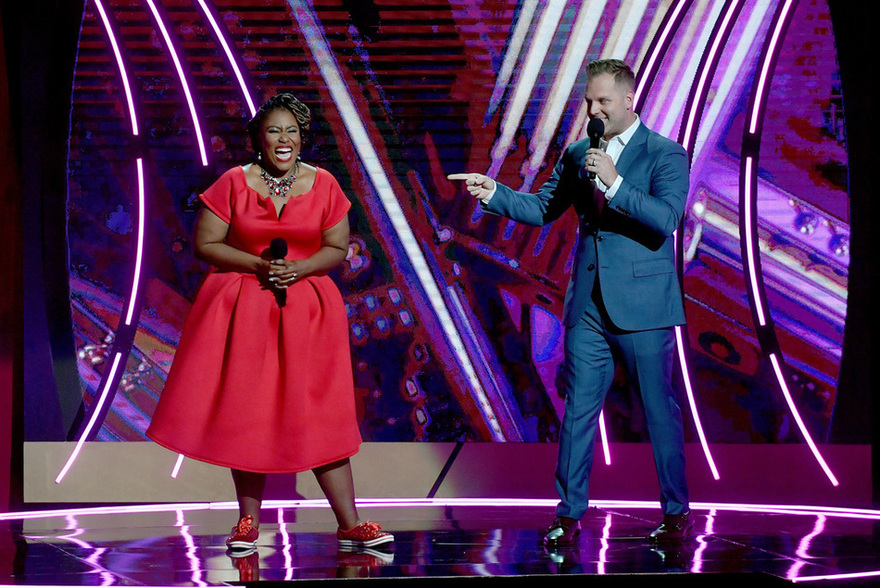 Mandisa And Matthew West To Return As Co-Hosts For EMMY® Winning K-LOVE Fan Awards