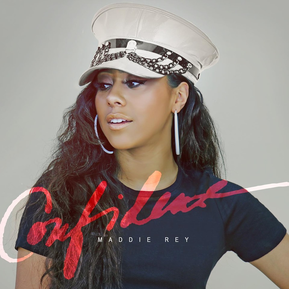 Maddie Rey Is Confident In New Single; Book Out Now - Maddie Rey Shows She's Confident In New Video