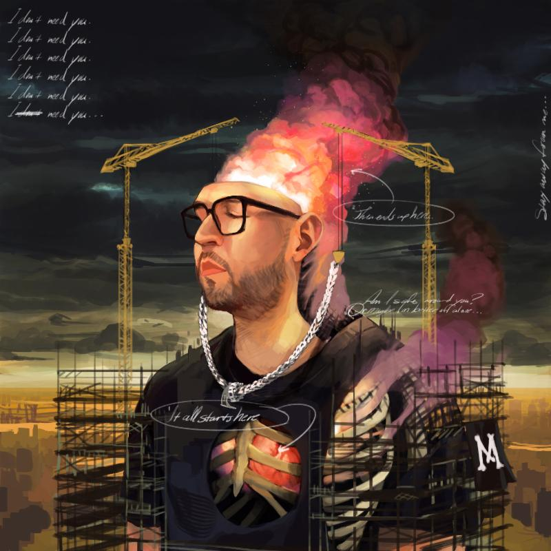 """Andy Mineo Releases New Single """"I Don't Need You"""""""