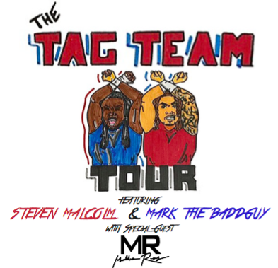 Steven Malcolm to Embark on Summertime Tag Team Tour