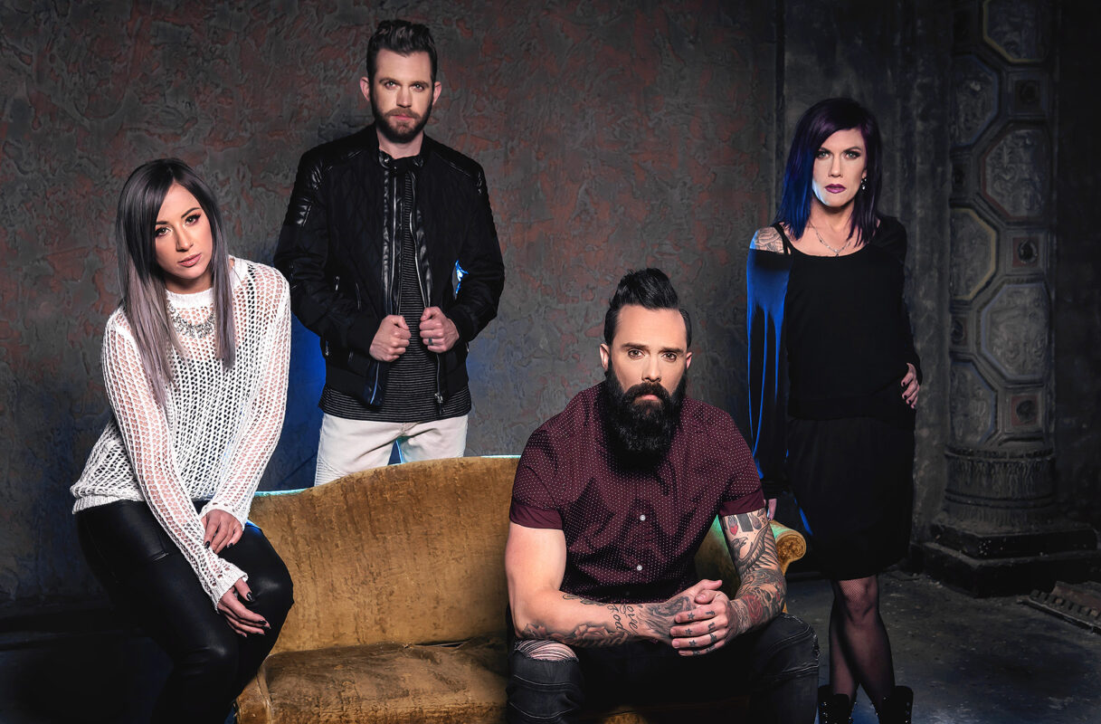 PEOPLE Exclusively Premiers SKILLET's LEGENDARY Music Video - You Ain't Ready for Skillet's New Lyric Video