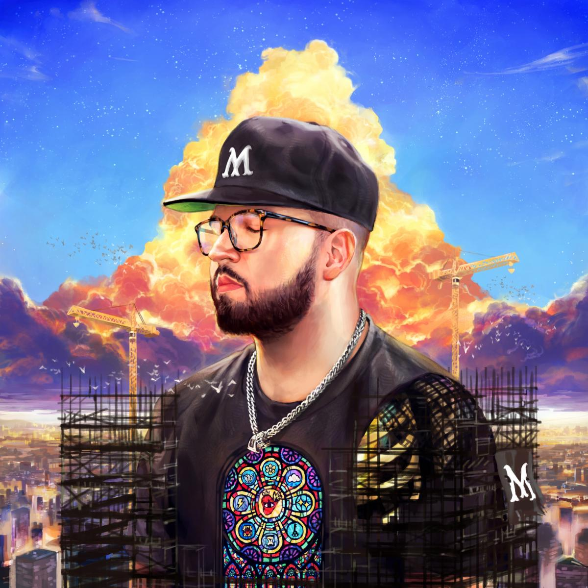 """Andy Mineo's """"Work In Progress"""" Arrives On Friday, August 23rd"""
