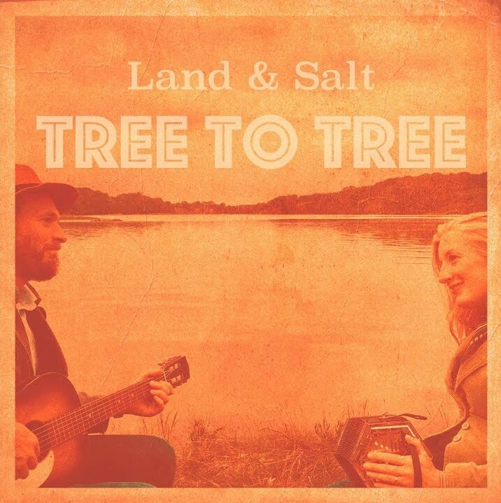 Land and Salt release new Lyric Video Tree To Tree in Vintage Animation Style