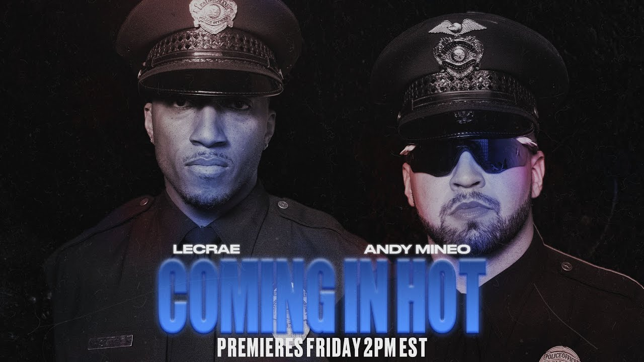 Andy Mineo & Lecrae's New Video is Coming In Hot on Friday