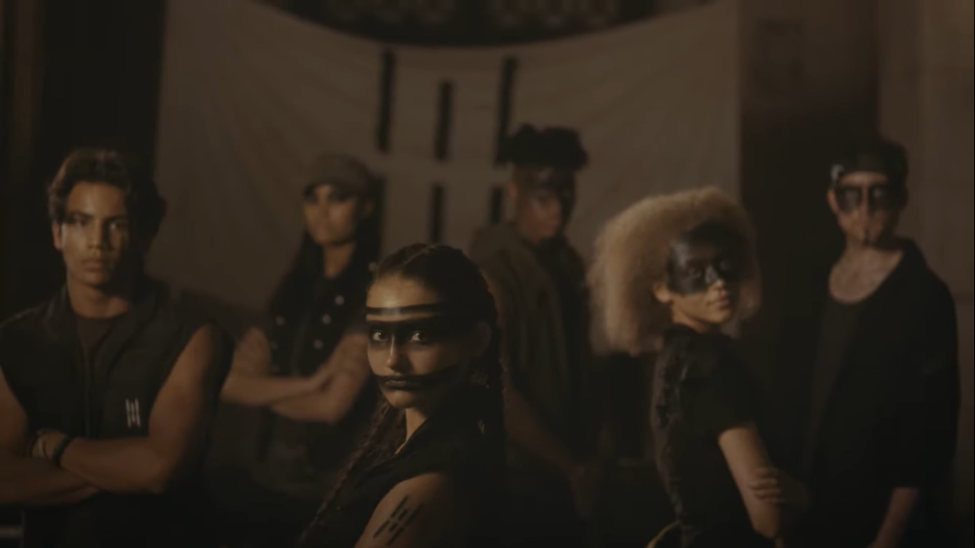 We Are Messengers Unleash Power Music Video