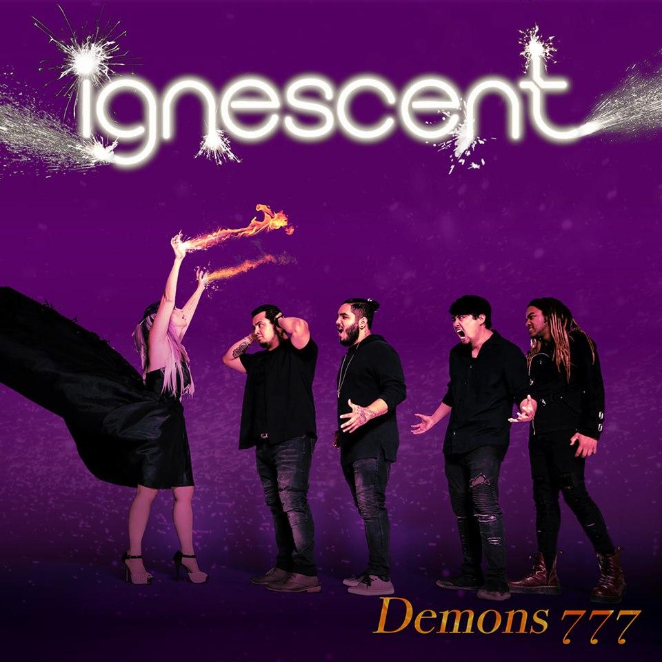 Lyric Video: Ignescent - Demons 777