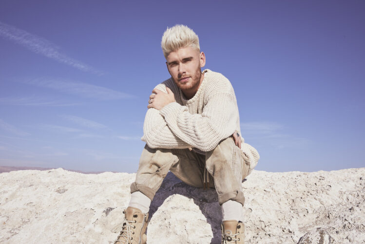 """ATLANTIC RECORDS/ HEAR IT LOUD SIGN COLTON DIXON; To Debut First SIngle in Nearly Three Years, """"Miracles"""" Jan. 24"""