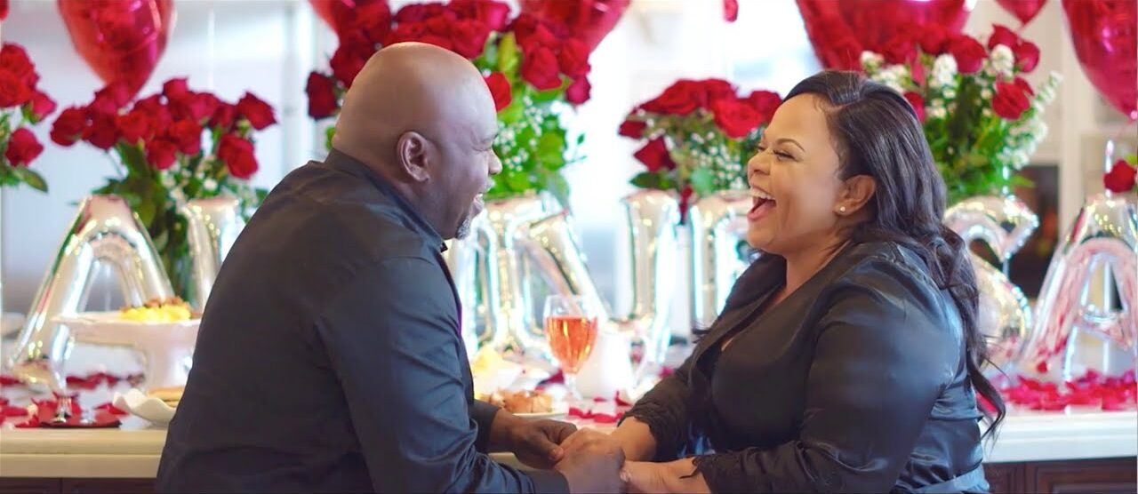 """David and Tamela Mann Release Romantic New Music Video, """"Ups & Downs"""""""