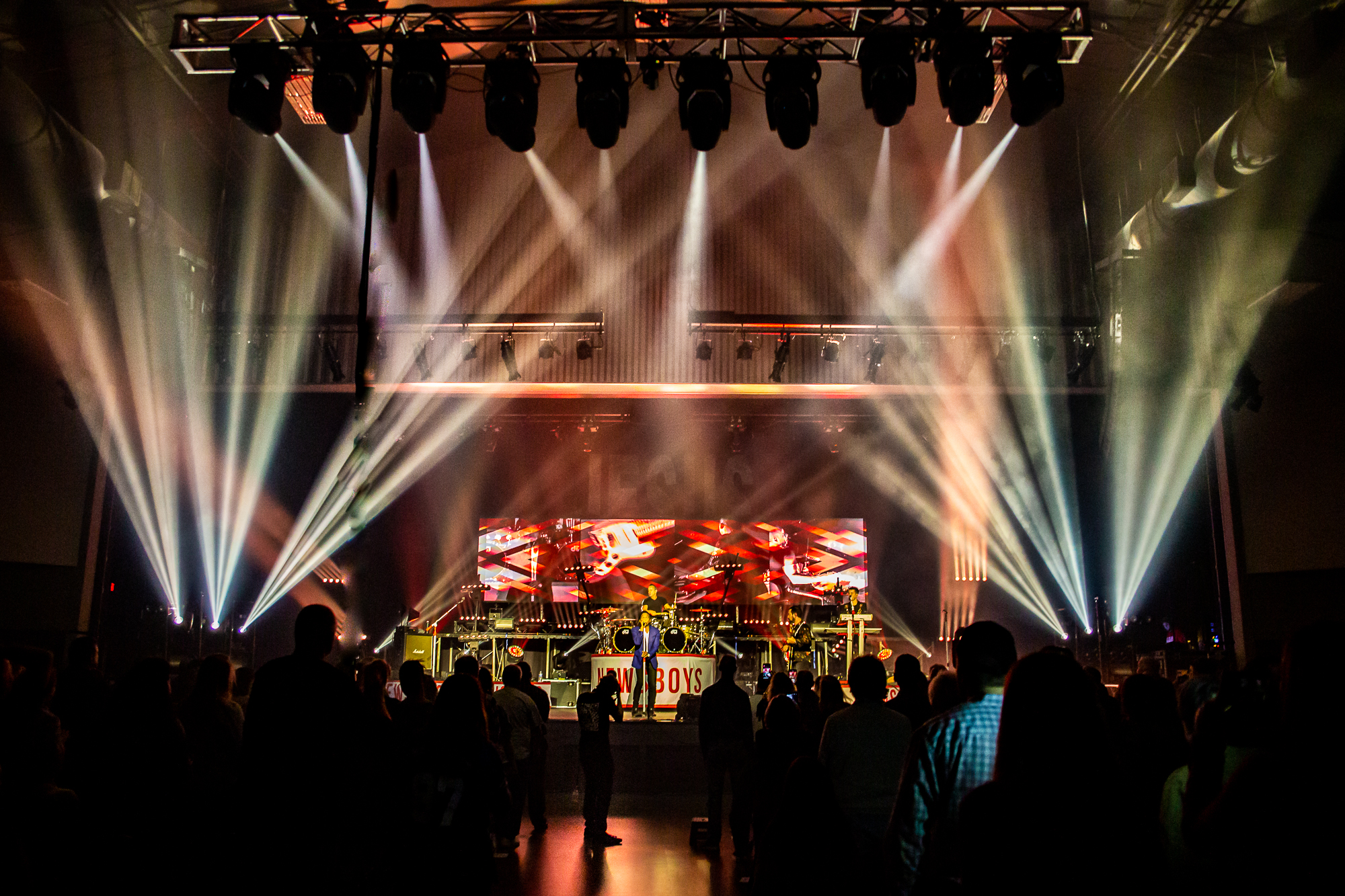 Newsboys United 2020 Greatness of Our God Tour with Mandisa and Adam Agee 3-1-20 [Recap]