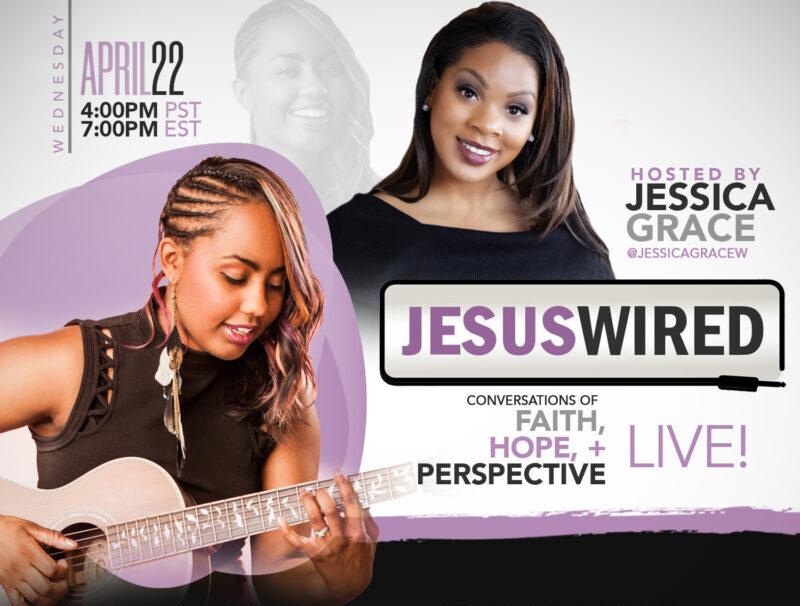 JesusWired Live - Jamie Grace