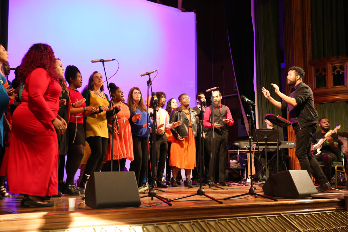 Soul Sanctuary Gospel Choir release 'The Prayer' from Covid-19 lockdown London: A message of love, hope and healing.