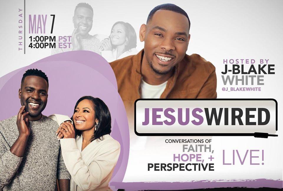 JesusWired Live: Juan and Lisa Winans