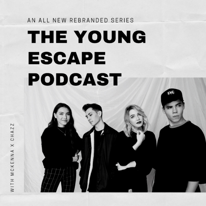 The Young Escape Start New Series of Podcast
