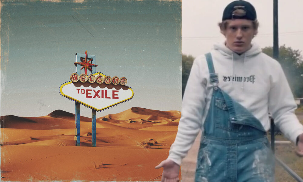 Coop Releases His Sophomore His Album 'Welcome To Exile'