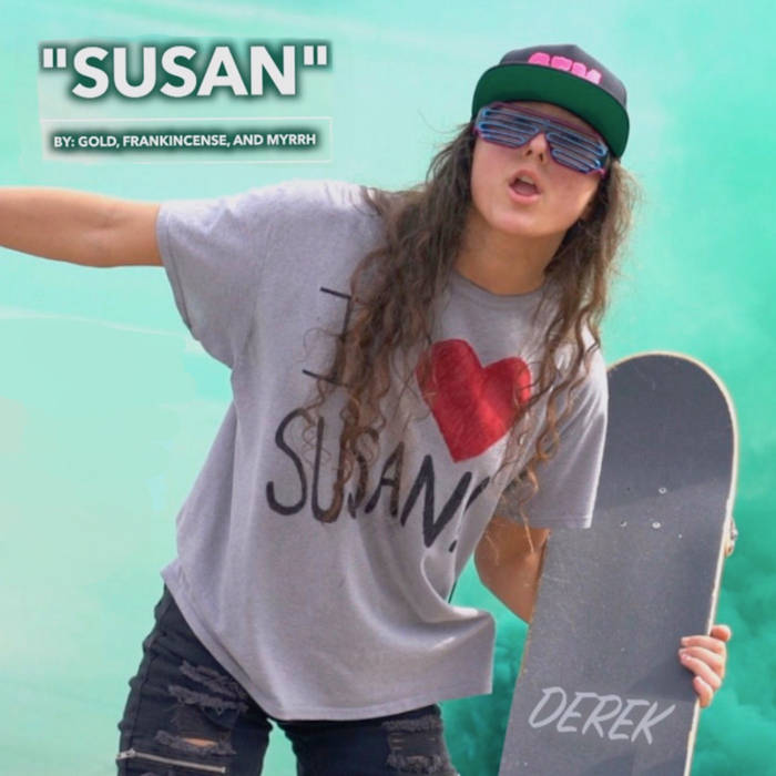 Derek Loves Susan More Than His Skateboard? Really?