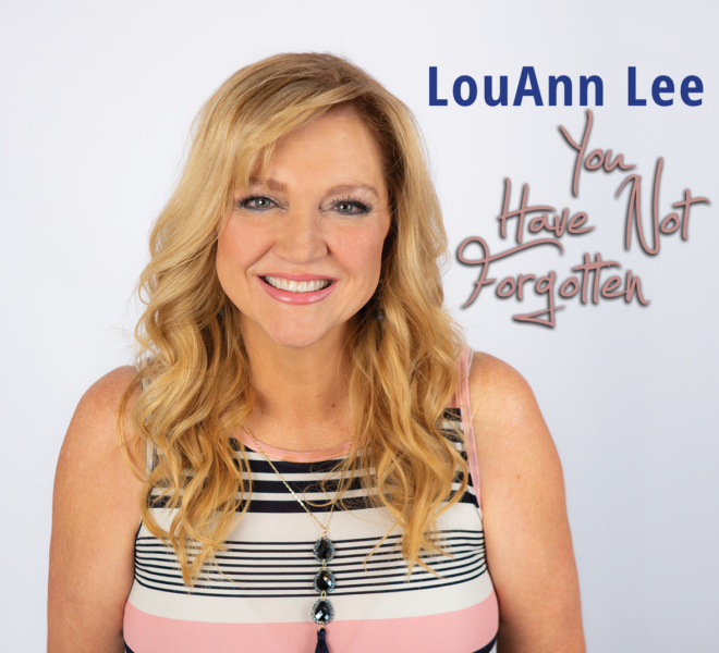 """LouAnn Lee Releases New Single """"Standing on the Rock"""""""