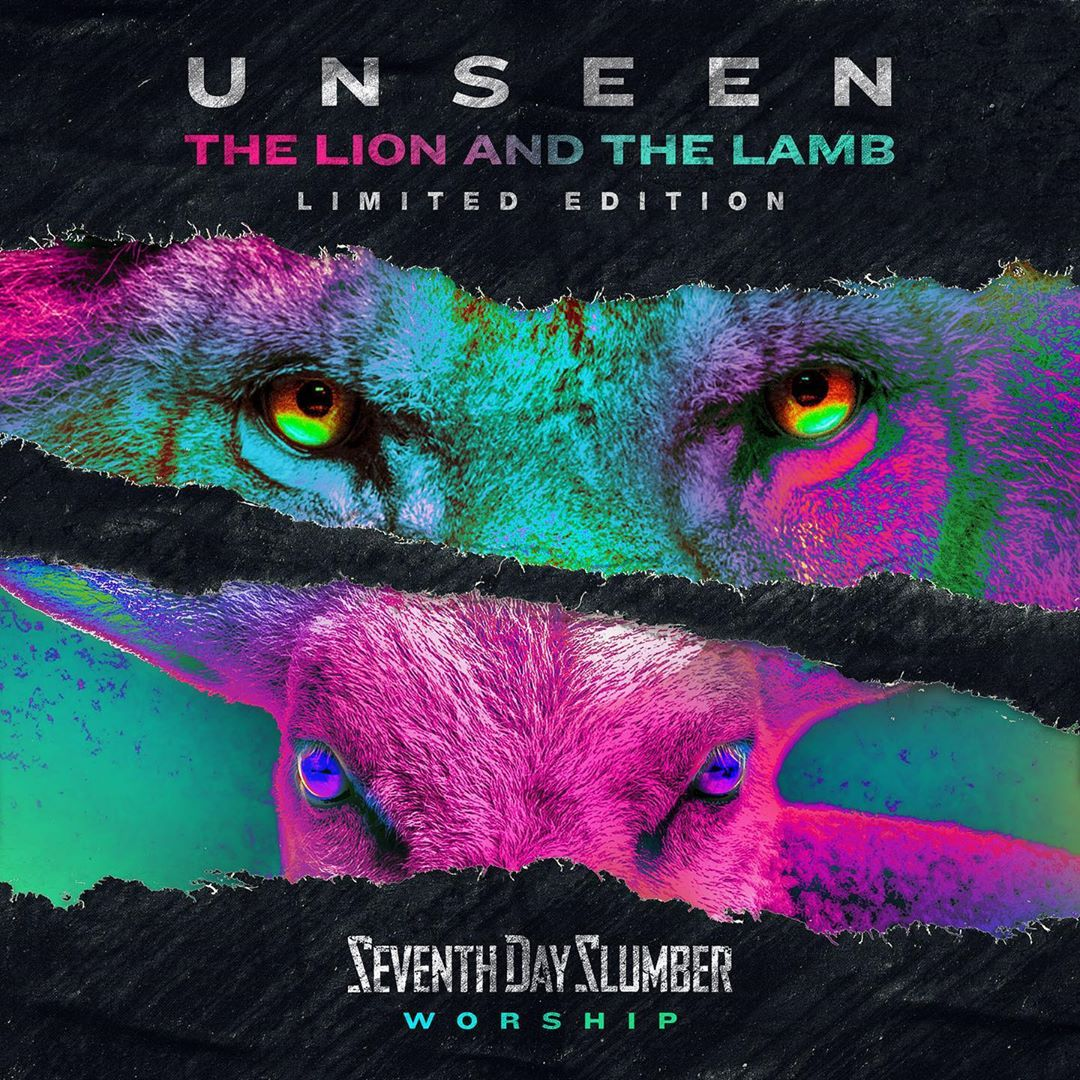 Seventh Day Slumber Unveil Unseen Cover; Listening Party Tonight at 8pm cst - Seventh Day Slumber Announce Unseen Album Details; 8 Hours Left for Exclusive Pre-Order