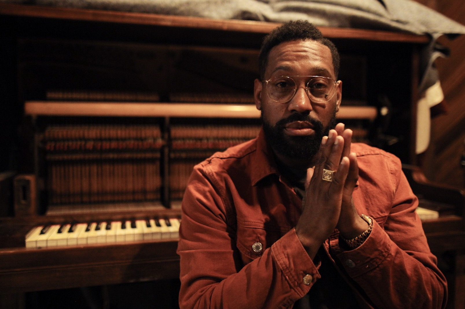 """PJ MORTON HITS BILLBOARD GOSPEL AIRPLAY CHART TOP TEN WITH """"ALL IN HIS PLAN"""" FT. MARY MARY & LE'ANDRIA JOHNSON"""
