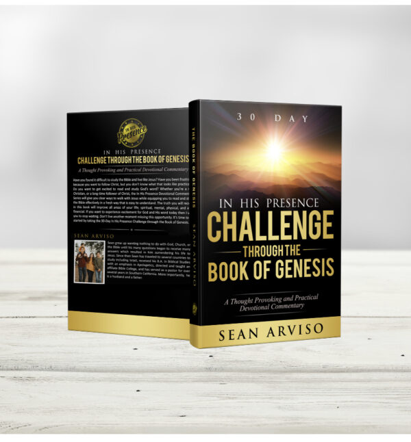 Q&A With In His Presence Series Author Sean Arviso