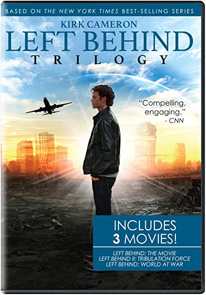 Available Now - 20th Anniversary Release of LEFT BEHIND Trilogy - More Relevant Than Ever