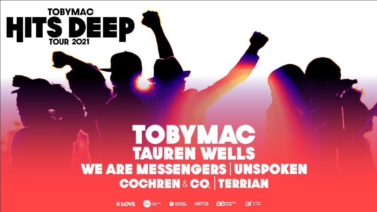 TobyMac set to embark on annual HITS DEEP TOUR with 19 shows, in 13 cities